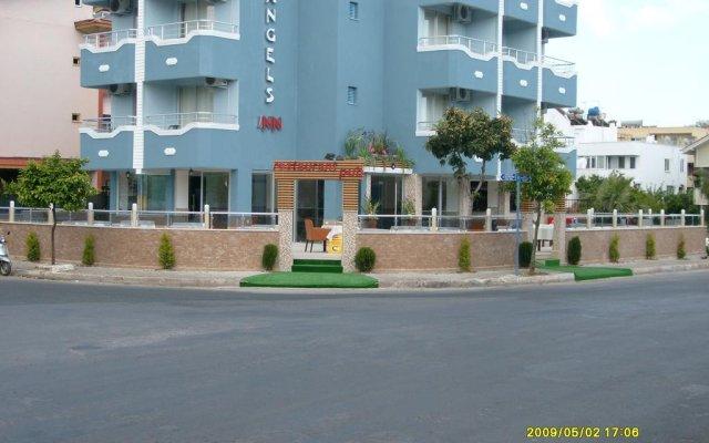 Отель Angels Inn Мармарис городской автобус