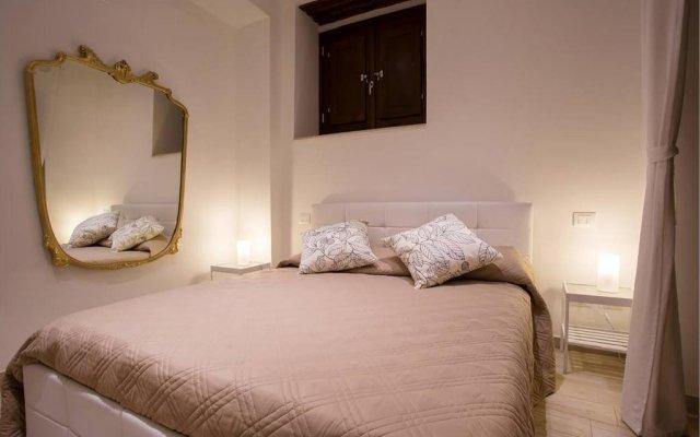 Отель Domus Arethusae Сиракуза комната для гостей