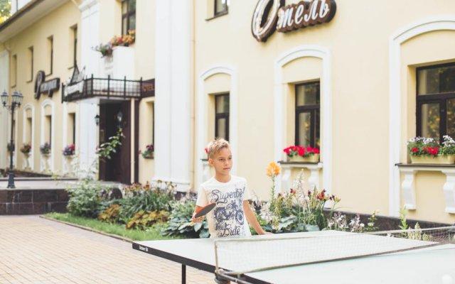 Гостиница Greenway Park Hotel в Обнинске отзывы, цены и фото номеров - забронировать гостиницу Greenway Park Hotel онлайн Обнинск вид на фасад