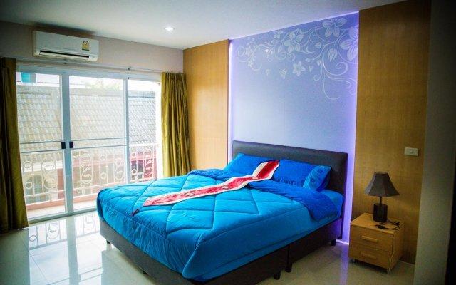 Festa Hostel комната для гостей