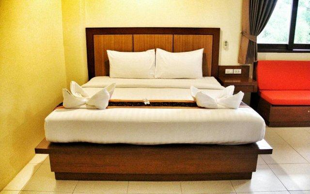 Отель Rak Samui Residence Самуи комната для гостей