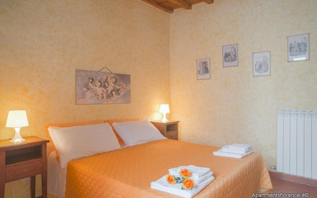 Отель Loggia Ciompi комната для гостей