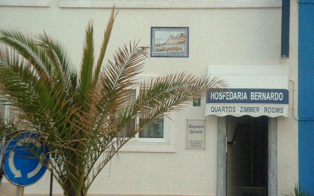 Отель Hospedaria Bernardo вид на фасад
