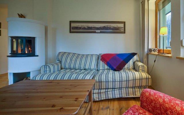 Отель Visitzakopane Polna Apartaments Закопане комната для гостей