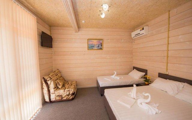 Гостиница Villa Rosa Guesthouse в Анапе отзывы, цены и фото номеров - забронировать гостиницу Villa Rosa Guesthouse онлайн Анапа комната для гостей