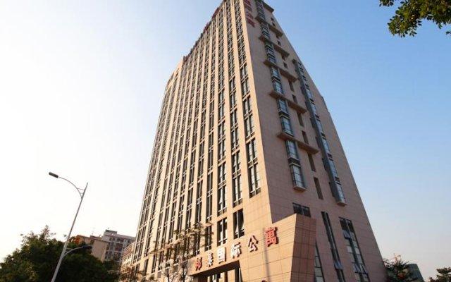 Отель Bontai вид на фасад