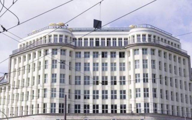 Отель Soho House Berlin вид на фасад