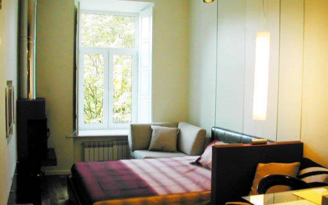 Апартаменты Sweet Home Apartments Одесса комната для гостей