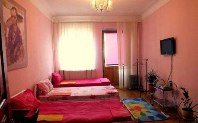 Hostel Down Town комната для гостей