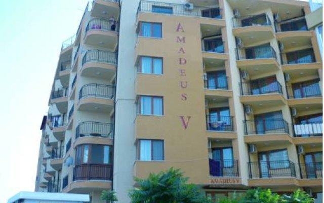 Апартаменты Menada Amadeus 3 Apartments вид на фасад