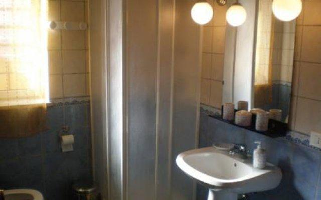 Отель B&B Giardinetti ванная