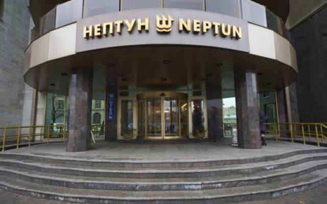 Бизнес-отель Нептун вид на фасад