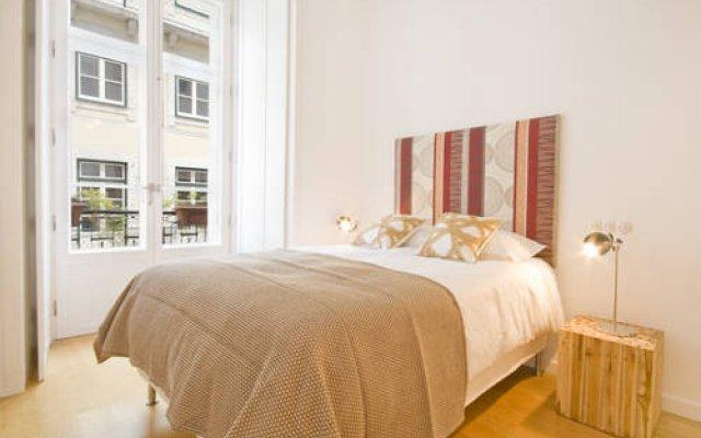 Апартаменты Chiado 69 Apartments комната для гостей