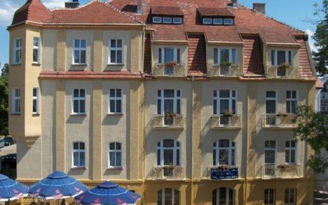 Promenada Hotel & Spa вид на фасад