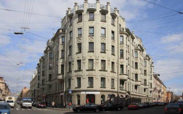 Гостиница Гостевой дом Аксимарис в Санкт-Петербурге 8 отзывов об отеле, цены и фото номеров - забронировать гостиницу Гостевой дом Аксимарис онлайн Санкт-Петербург вид на фасад