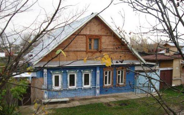 Гостиница Guest House Varvarinskiy вид на фасад