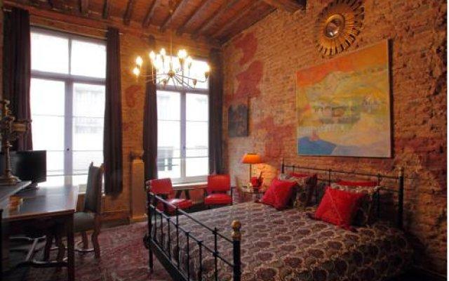 Отель Room Grand-Place Брюссель комната для гостей