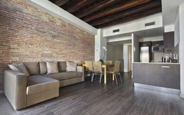Апартаменты Ramblas Apartments комната для гостей