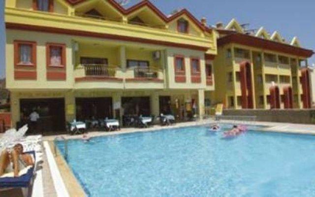 Sindy Apart Турция, Мармарис - отзывы, цены и фото номеров - забронировать отель Sindy Apart онлайн бассейн