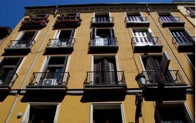 Отель Village Sol Carretas вид на фасад