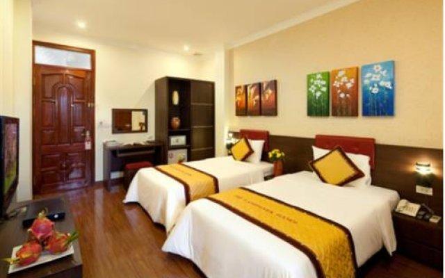 Millennium Hotel Hanoi комната для гостей