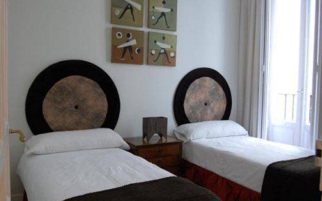 Отель Apartamentos Blume Conde Aranda комната для гостей