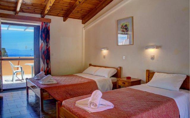 Отель Benitses Arches Греция, Корфу - отзывы, цены и фото номеров - забронировать отель Benitses Arches онлайн комната для гостей