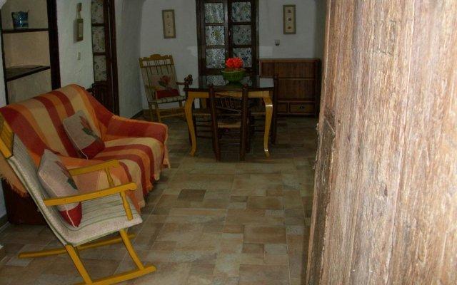 Отель Cuevas Uropia комната для гостей