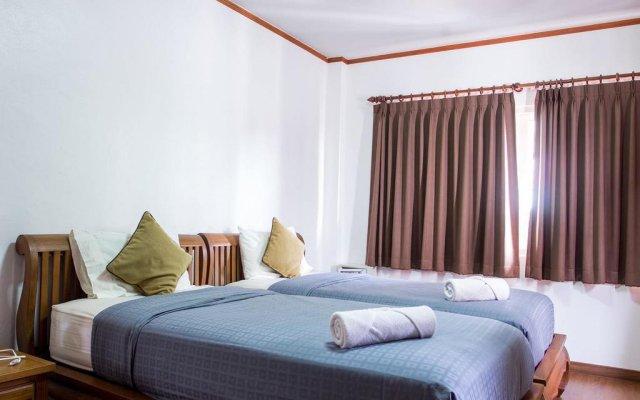 Отель I-Rin Poolvilla комната для гостей
