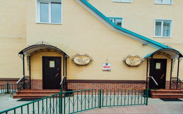 Гостиница Пустозерск вид на фасад