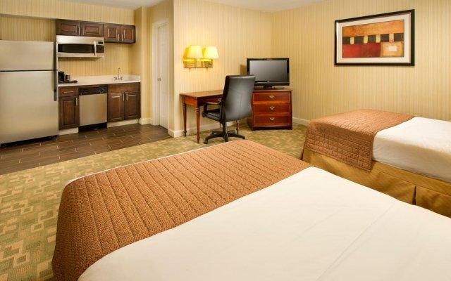 Отель The American Inn of Bethesda США, Бетесда - отзывы, цены и фото номеров - забронировать отель The American Inn of Bethesda онлайн комната для гостей