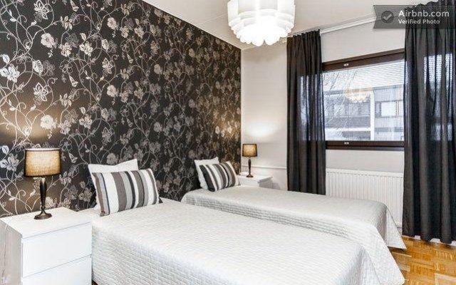 Апартаменты Apartment White Orchidea комната для гостей