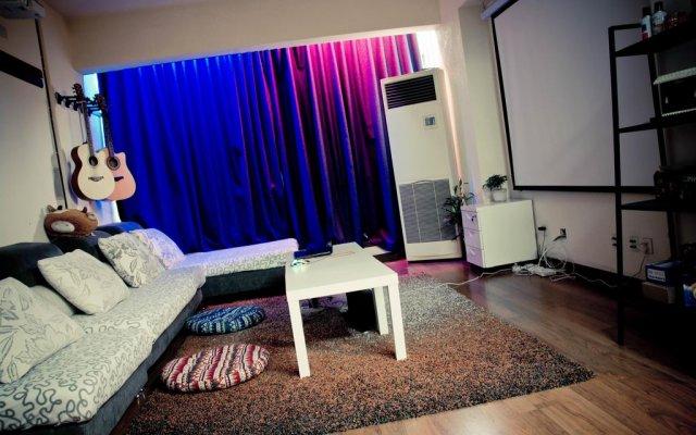 Housheng Youth Hostel комната для гостей