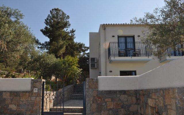 Отель Nefeli вид на фасад