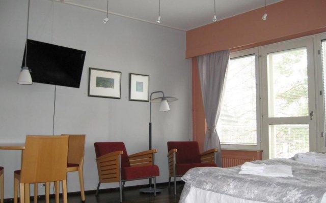 Отель Vetrea Accommodation Йоенсуу комната для гостей