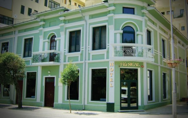 Отель Guesthouse Sigal вид на фасад