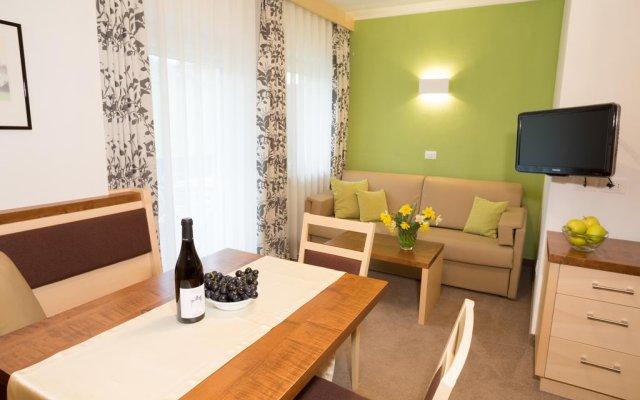 Отель Appartementhaus Residence Hirzer Тироло комната для гостей