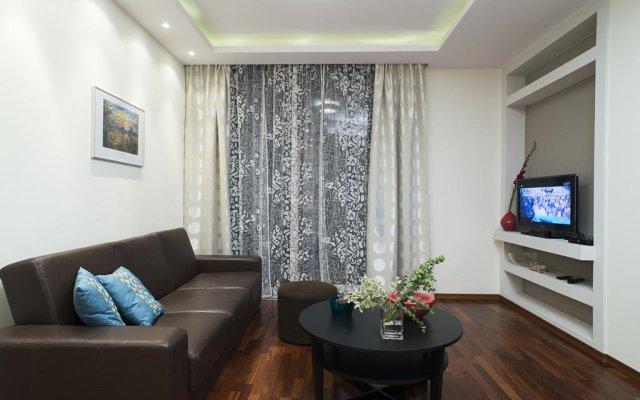Отель Apartamenty TWW Ochota Deluxe комната для гостей