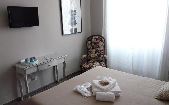 Отель Li Rioni Bed & Breakfast Рим комната для гостей