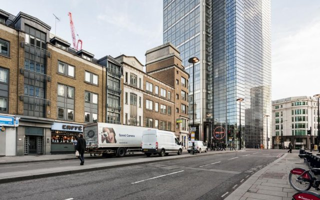 City Stay Aparts -Liverpool Street Apartment