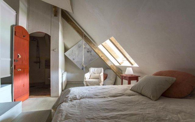 Отель Rucola Attic Сопот комната для гостей