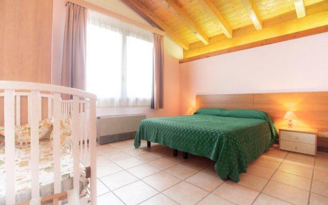 Отель Agriturismo Pituello Сан-Микеле-аль-Тальяменто комната для гостей
