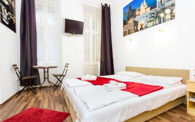 Отель Grand Boulevard Apartments Венгрия, Будапешт - отзывы, цены и фото номеров - забронировать отель Grand Boulevard Apartments онлайн комната для гостей
