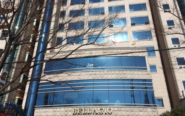 Bellagio Tourist Hotel вид на фасад