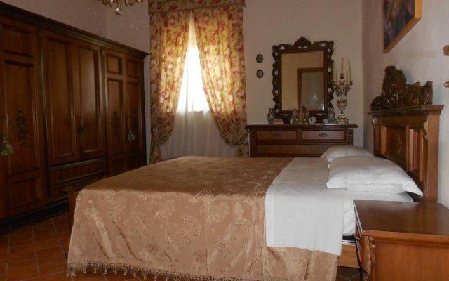Отель Podere Buriano Ареццо комната для гостей