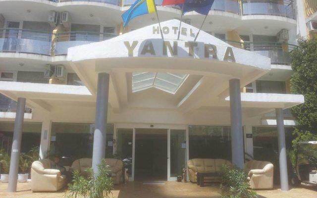 Hotel Yantra Солнечный берег питание