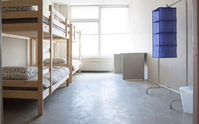 Den i Noch Hostel Екатеринбург комната для гостей