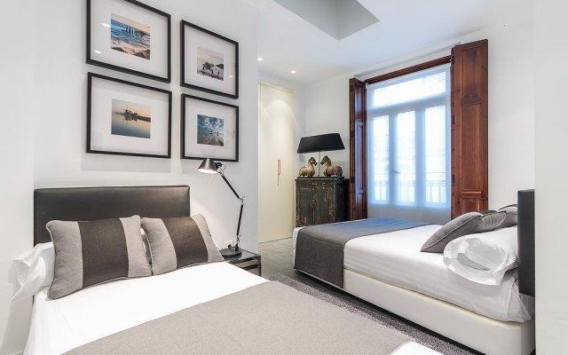 Отель Valencia Luxury Attic La Paz Испания, Валенсия - отзывы, цены и фото номеров - забронировать отель Valencia Luxury Attic La Paz онлайн комната для гостей
