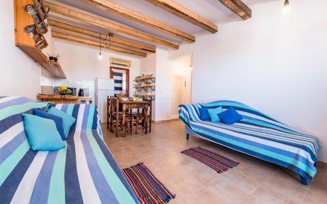 Отель Villa Lindos Muse комната для гостей