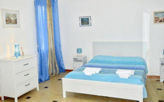 Отель Villa Oasi Del Plemmirio Сиракуза комната для гостей